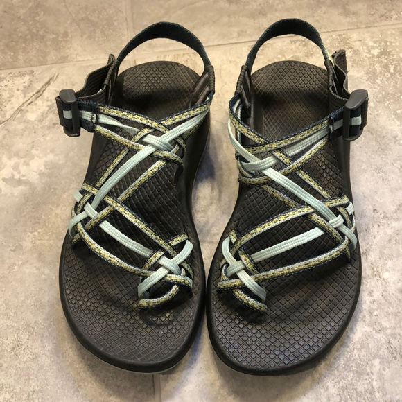 Chaco Shoes - Chaco Women's ZX/3 Sandals, Size 7